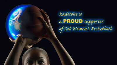 Radstons Is A Proud Supporter Of Cal Womenu0027s Basketball!